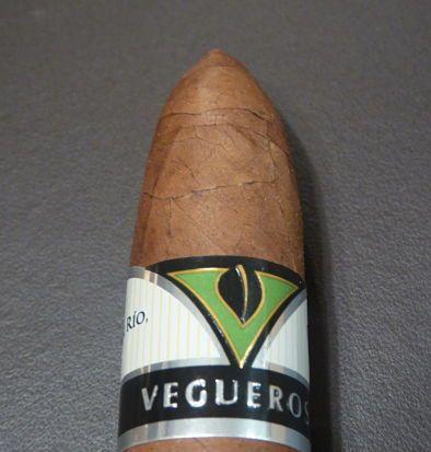 cigar review Vegueros Mananitas