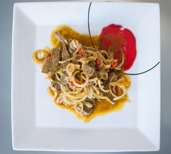 gastronomy degustations