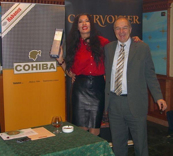эксперт по сигарам Вили Альверо, хроники Виктории Радугиной, Willy Alvero cigar profi