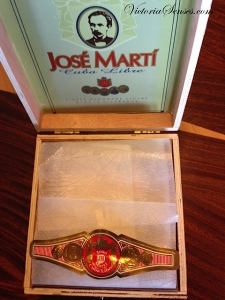 cigar review JOSE MARTI Cuba Libre. Сигарные рейтинги JOSE MARTI Cuba Libre дегустация.