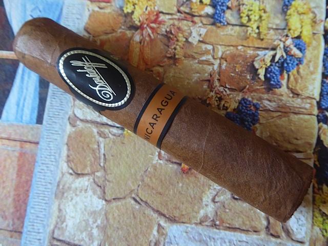 дегустация сигары Davidoff Nicaragua, серия никарагуа, cigar review davidoff nicaragua