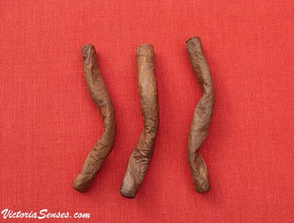 Cuban Partagas Culebras cigars. Дегустация сигар Partagás Culebras от Виктории Радугиной