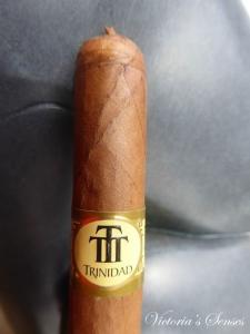 Trinidad Fundadores Cigar Review. Дегустация Trinidad Fundadores - Виктория Радугина.