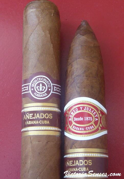 Cigar Reviews - Cuban cigars Anejados
