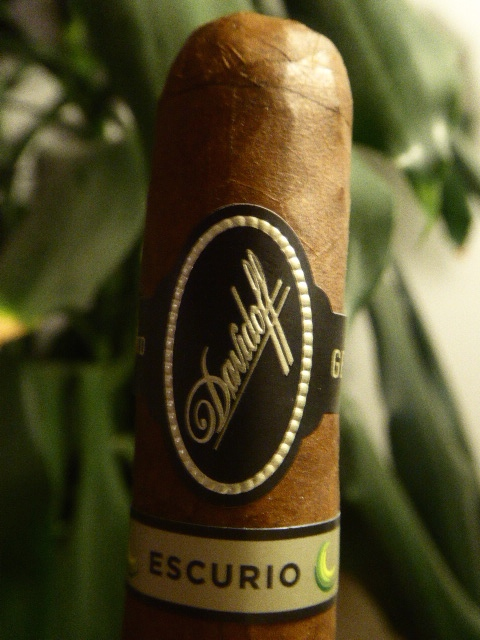 Davidoff escurio cigars - рейтинг сигар, дегустация Davidoff escurio,