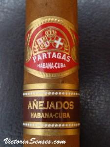 Cigar Partagas Anejados Review