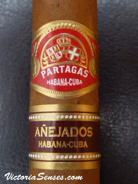 Дегустация сигар Partagás Añejados- кубинские сигары. Cigars Partagas Anejados Review