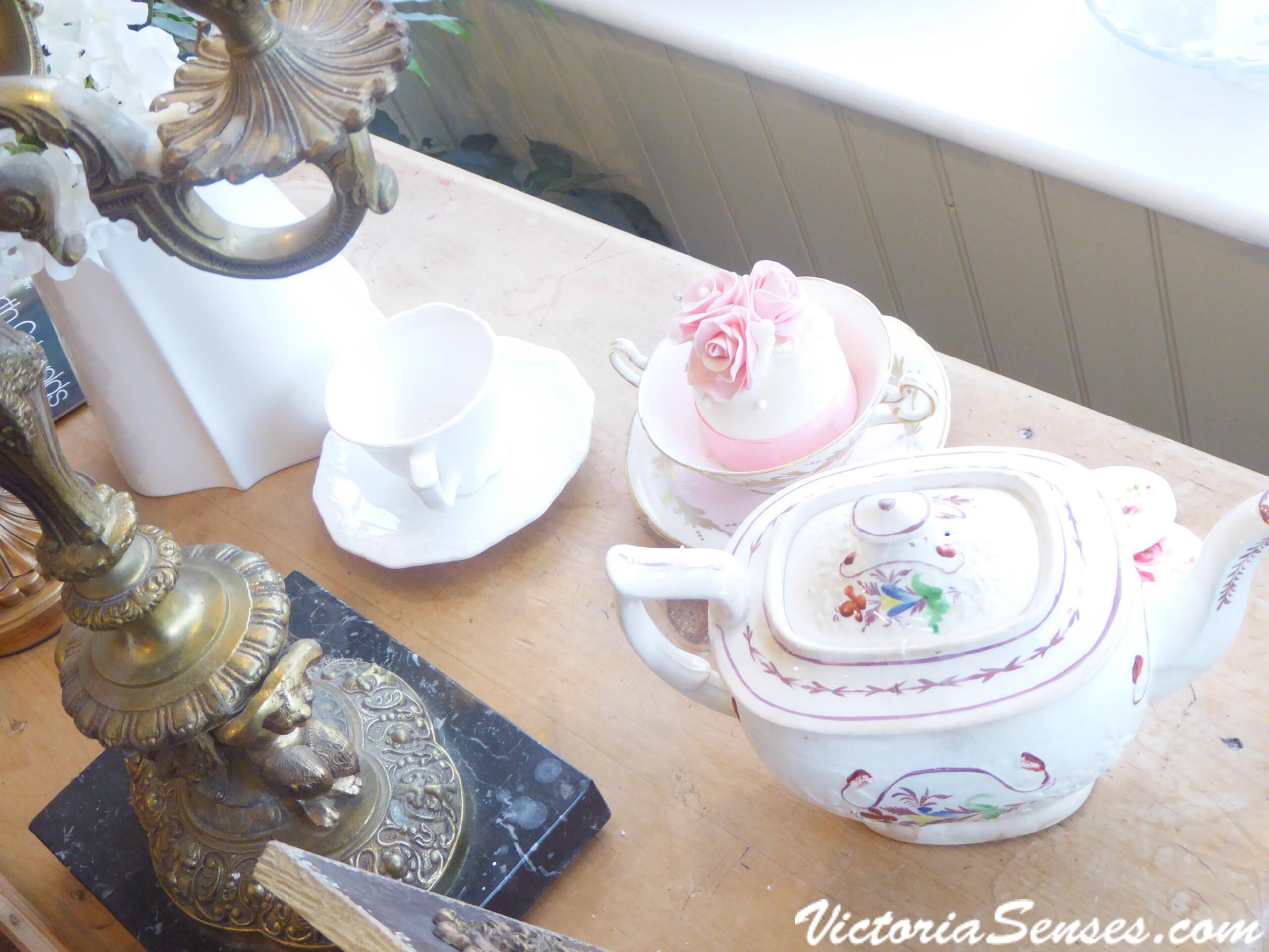 Чаепитие в Англии, английский чай five o'clock, гастрономические записки