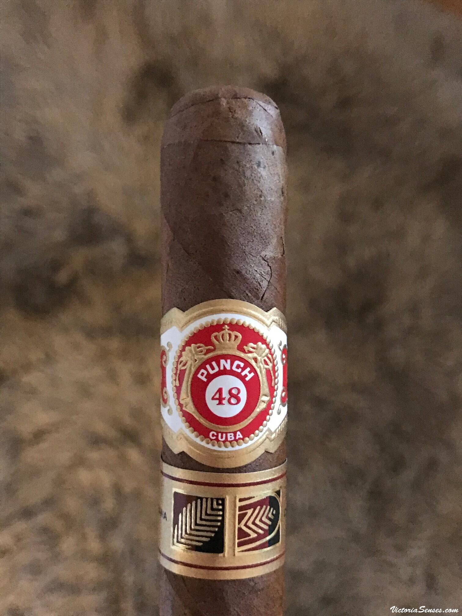 cigar reviews punch punch 48 review, Victoria Radugina.