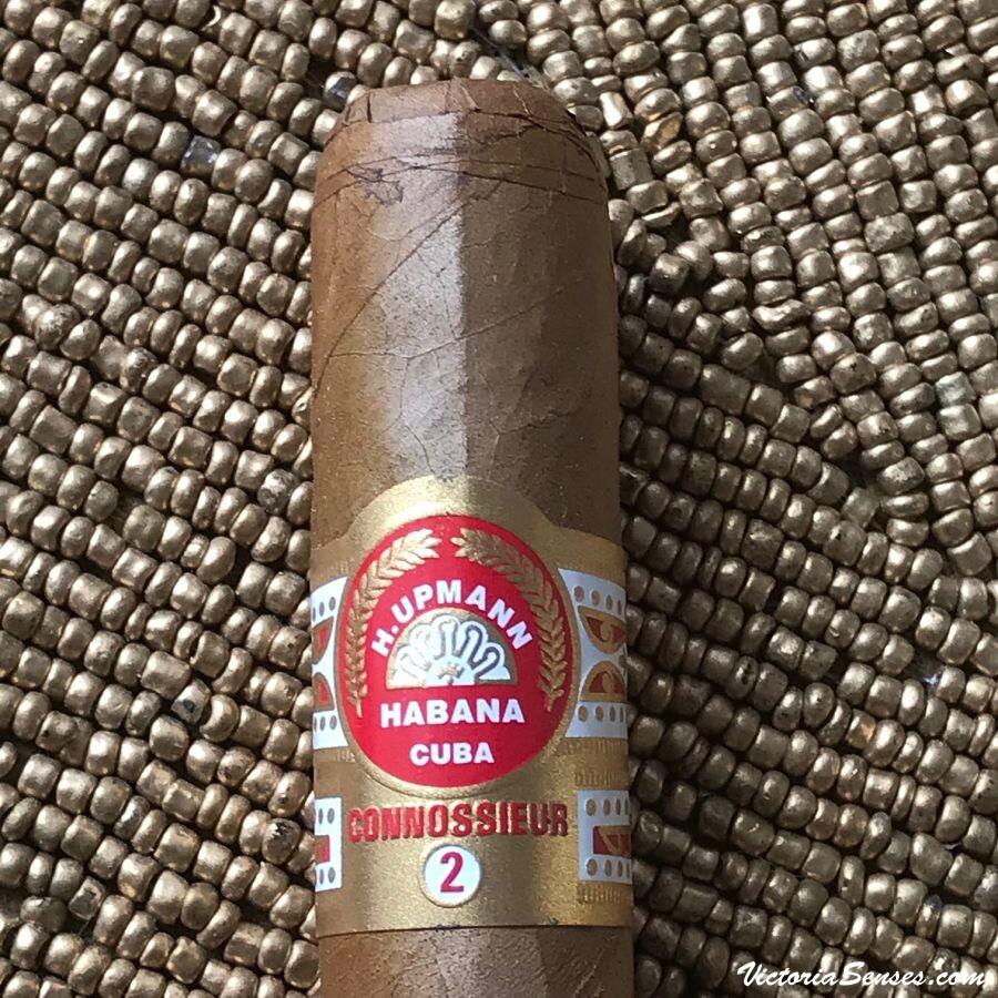 сигары H. Upmann Connossier N 2 дегустация сигар