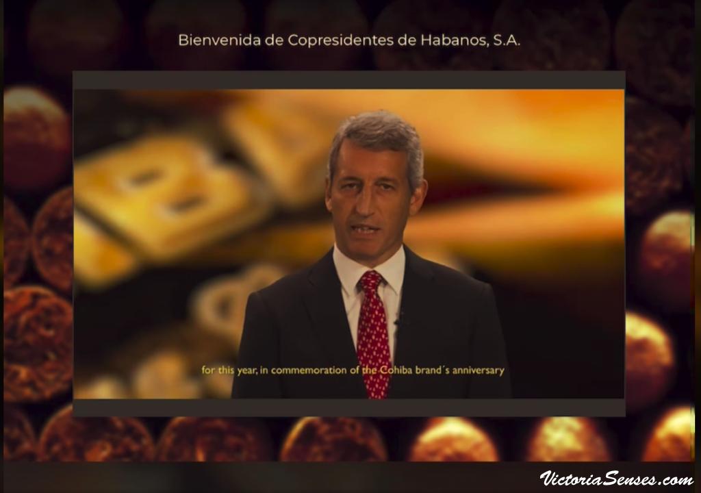 Luis Sánchez-Harguindey Pardo de Vera - Habanos S.A., Habanos World Days