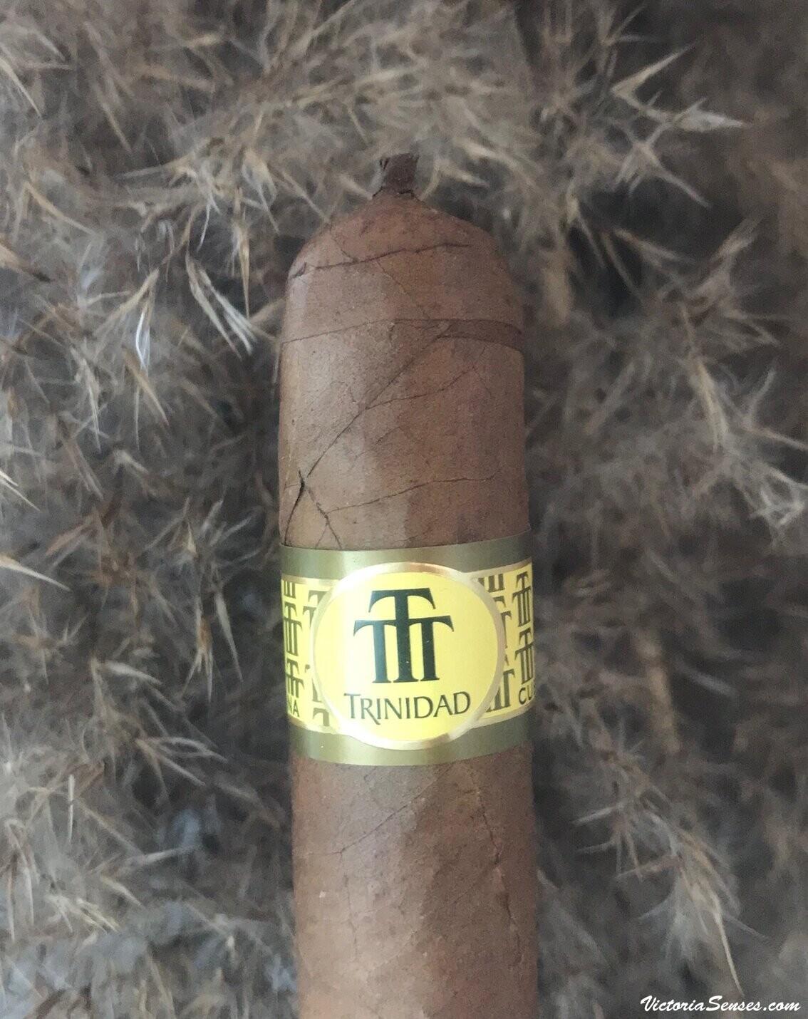 Trinidad Media Luna дегустация сигар