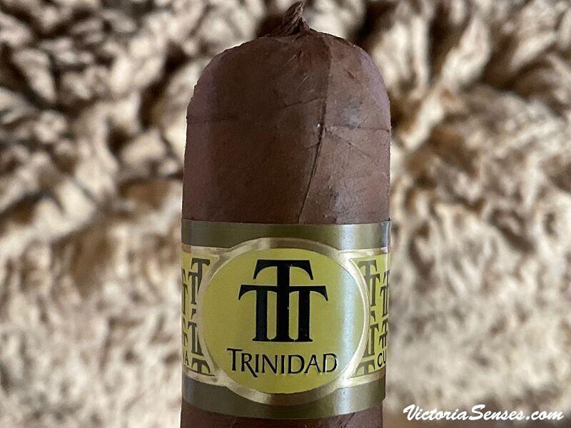 Cigar review Trinidad Vigia tasting review. Сигары Trinidad Vigia рейтинг.